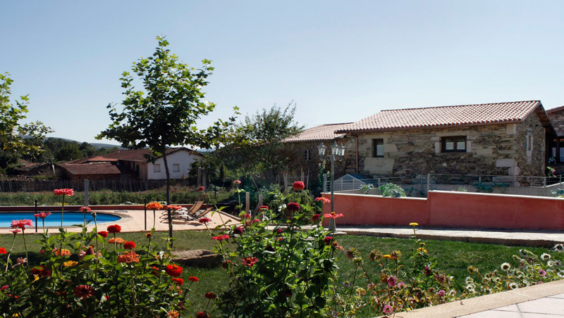 Casa rural Verín